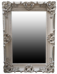 French Beige Mirror