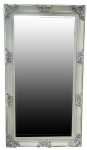 Extra Wide Leaner Mirror White