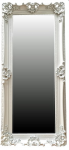 Floor Standing Mirror White